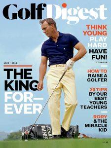 Golf Digest, November 2016
